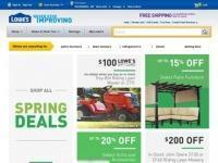 Lowes Coupons August 2016 Manufactures