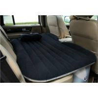 China Heavy Duty Car Travel Inflatable Mattress Car Inflatable Bed SUV Back Seat Extended Mattress on sale