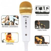 HiFing Microphone for Phone Pad PC Manufactures