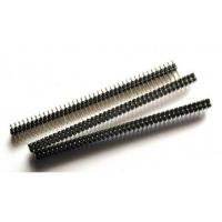 Buy cheap 2 * 40P double pin /2.54MM pitch double-pin / copper needles (100PCS) from wholesalers