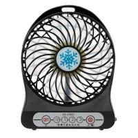 China Portable Mini USB Cooling Fan Rechargeable DC 5V for Desk Laptop Notebook Computer Adjustable Speed