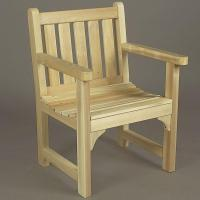 China Furniture Rustic English Garden Chair on sale