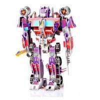3D Cardboard Jigsaw Puzzles For Optimus Prime 566-A Manufactures