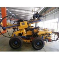 KQG-150 drilling rig Underground trackless equipment Manufactures