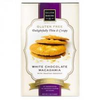 China Gluten Free White Chocolate Macadamia with Toasted Coconut Cookies on sale