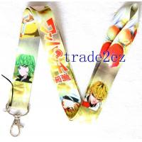 2016622112946ONE PUNCH-MAN Anime Lanyard Yellow Manufactures