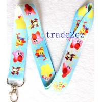 2016622111618Kirby Game Style Lanyard Manufactures