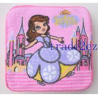 Buy cheap 2016622155740Sofia the First Princess Cartoon baby towel super soft cotton from wholesalers