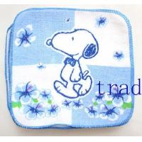 Buy cheap 201662216196Animation Snoopy Cartoon Small towel Hand Towel Face Towels Blue from wholesalers
