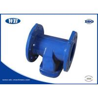 Valve Series Ductile iron tee Manufactures
