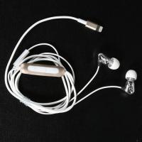 MFI Lightning Earphone for Iphone 7,dual dynamic driver Manufactures