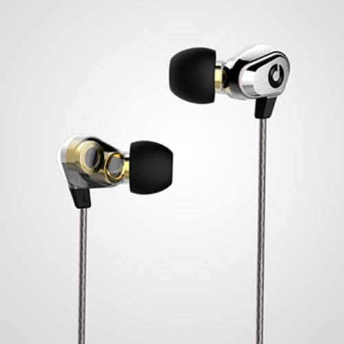 Quality Dual Dynamic Driver In ear Monitor DICCUE DUA100 for sale