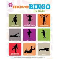 Move BINGO For Kids Manufactures