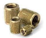 China Brass Symmetrical Threaded Inserts on sale