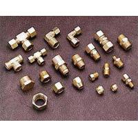 China Brass Compression Fittings on sale