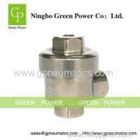 Right angle stainless steel check valve Manufactures