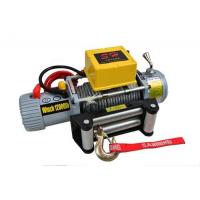 4WD Heavy Duty Electric Winches for Recovery Manufactures