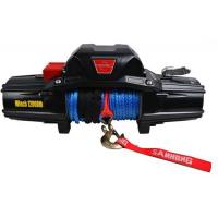 Sport SUV Car Power Driven Winch 10, 000lb Truck Winch Self Recovery CE Manufactures