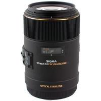 Sigma 105mm F2.8 EX DG OS HSM Macro Lens for Canon EOS DSLR (258-101) Manufactures