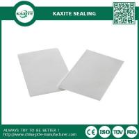 Virgin Expanded PTFE Teflon Ptfe Sheet Increases Compressive Strength Manufactures