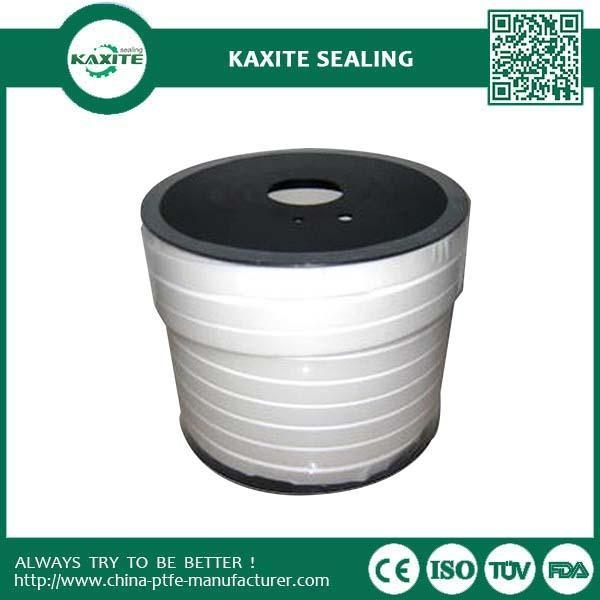 Pure white ptfe foamed tape expanded
