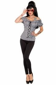 Quality Jersey Babs 50s Rockabilly Pin Up Girl Adult Costume for sale