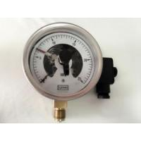 Buy cheap YXC-100 semisteel electric contact pressure gauge from wholesalers