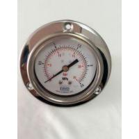 Buy cheap Nearby the YTF-63ZT semisteel axial belt the oxygen endures the oil pressure gauge from wholesalers