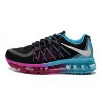 Air Max 2015 Women Blue Black Purple Basketball Sneakers Manufactures