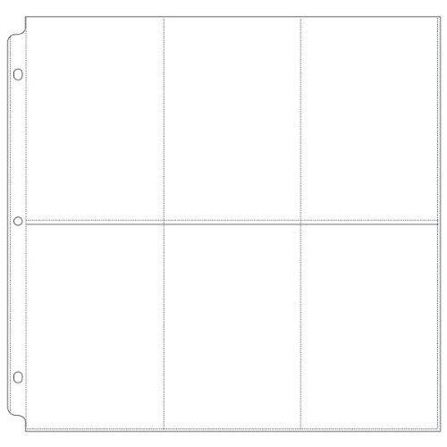Quality We R Memory Keepers 12 Inch x12 Inch 3-Ring Photo Sleeves  10PK for sale