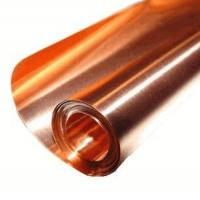 """Copper Sheets and Rolls 12"""" X 20'/ 5 Mil (.005"""") Copper Sheet Manufactures"""