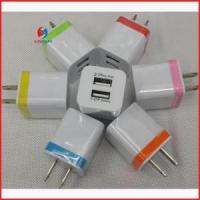 PRODUCT New Mobile Dual USB Wall Charger for iPhone6 Manufactures