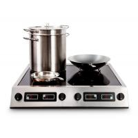 4 x 3kW Four Zone Table-top Induction Hob CS3000QT Manufactures