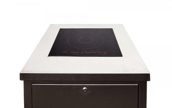 Quality 3kW Single Zone Flush-mounted Induction Hob CS3000DF for sale