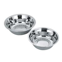 Stainless-steel kitchenware FOOD BOWL