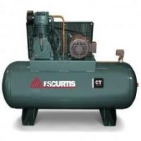 FS-Curtis (CT10) 10-HP 120-Gallon Two-Stage Air Compressor (460V 3-Phase) Manufactures
