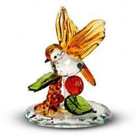 Buy cheap Crystal Tropical Bird Figurine from wholesalers
