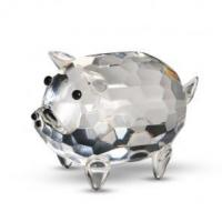Buy cheap Fatty Crystal Pig Figurine from wholesalers