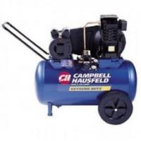 Campbell Hausfeld 2-HP 20-Gallon (Belt Drive) Dual-Voltage Cast-Iron Air Compressor Manufactures