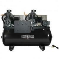 Buy cheap Campbell Hausfeld Commercial 10-HP 120-Gallon Two-Stage Duplex Air Compressor (208/230-460V 3-Phase) from wholesalers