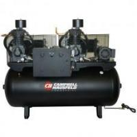 Campbell Hausfeld 15-HP 120-Gallon Two Stage Duplex Air Compressor (208/230-460V 3-Phase) Manufactures
