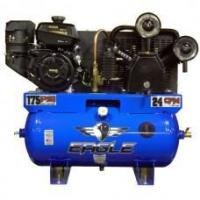Eagle 14-HP 30-Gallon Two-Stage Truck Mount Air Compressor w/ Electric Start Manufactures