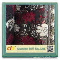 100% Polyester Sofa Chenille Fabric chenille fabric for sofa cushion cover Manufactures