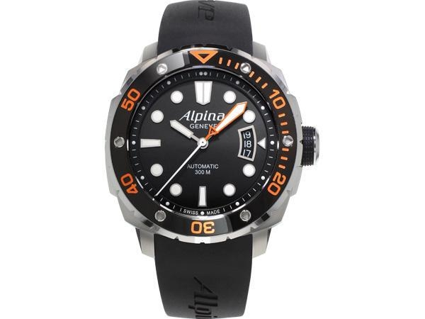 Quality Watches Seastrong Diver 300 Orange Ref. AL-525LBO4V26 for sale