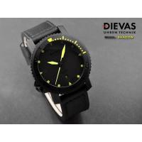 Watches Shadow on Leather Strap