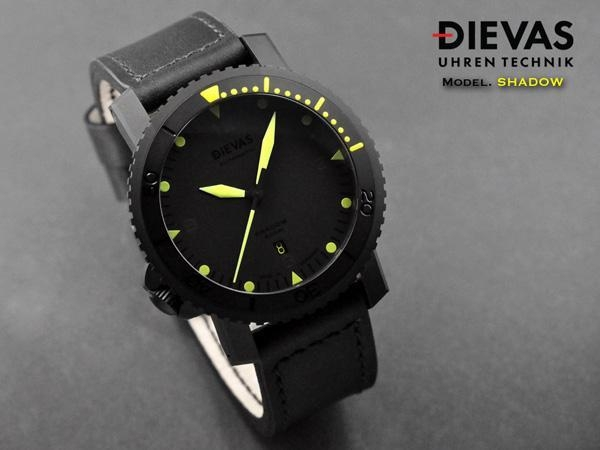 Quality Watches Shadow on Leather Strap for sale