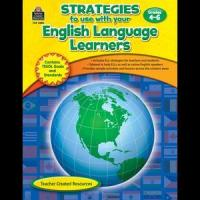 China ELL/ESL Strategies to use with your English Language Learners Gr 4-6 TCR2558 on sale
