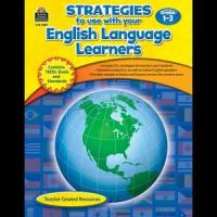 China ELL/ESL Strategies to use with your English Language Learners Gr 1-3 TCR2557 on sale