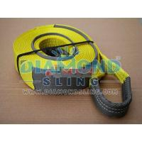 China Heavy Duty Recovery Straps on sale