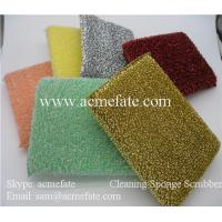 Cleaning Sponge Scrubber Manufactures